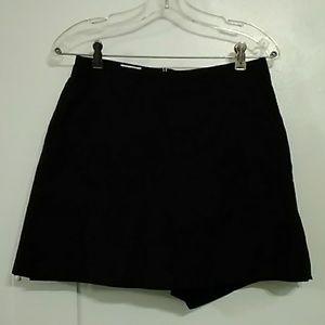 Adidas Black Skort Size 4